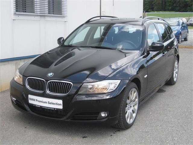 Bmw 325d touring фото