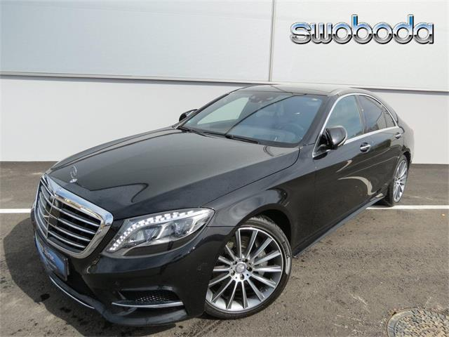 mercedes benz s 350 bluetec aut gebrauchtwagen 2014 oberweis. Black Bedroom Furniture Sets. Home Design Ideas