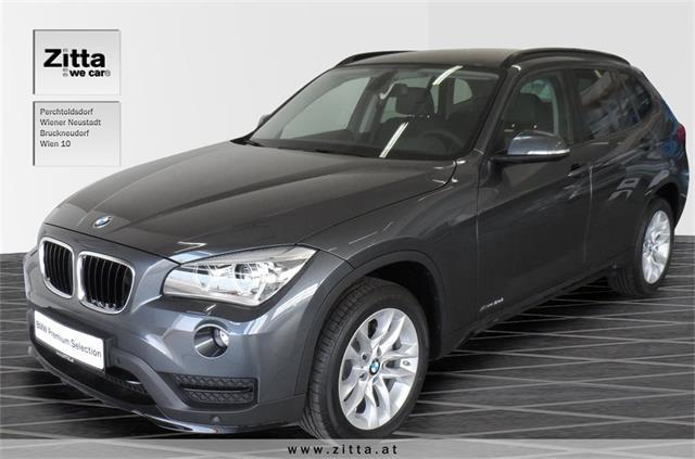 bmw x1 xdrive18d sterreich paket aut gebrauchtwagen. Black Bedroom Furniture Sets. Home Design Ideas