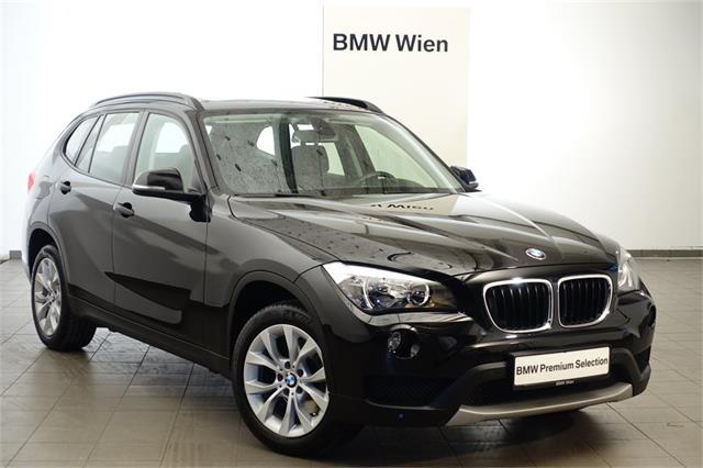 bmw x1 xdrive18d sterreich paket aut gebrauchtwagen 2013 wien. Black Bedroom Furniture Sets. Home Design Ideas