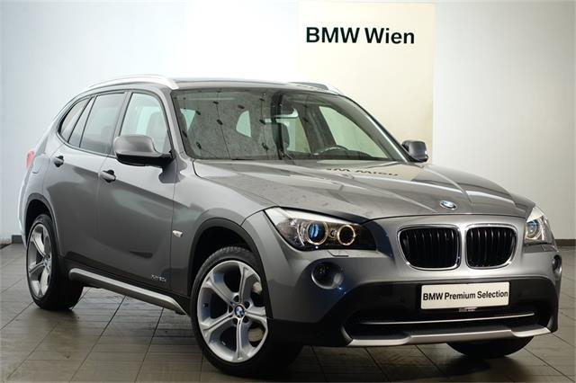 bmw x1 xdrive 2 0d sterreich paket aut gebrauchtwagen 2011 wien. Black Bedroom Furniture Sets. Home Design Ideas