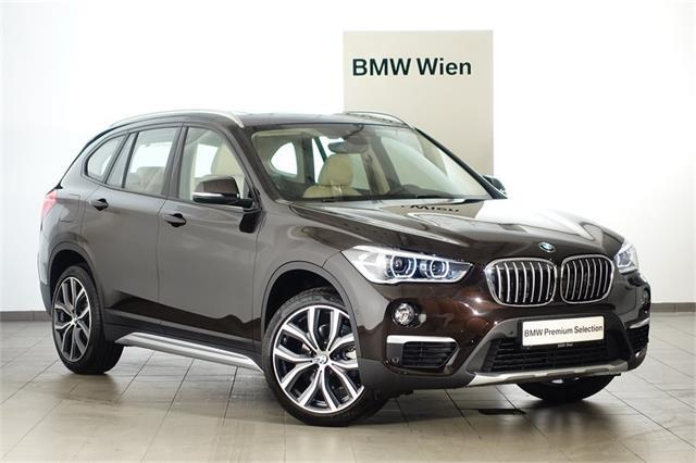 bmw x1 xdrive18d aut gebrauchtwagen 2016 wien. Black Bedroom Furniture Sets. Home Design Ideas