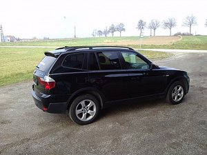 bmw x3 2 0d sterreich paket gebrauchtwagen 2008 vitis. Black Bedroom Furniture Sets. Home Design Ideas