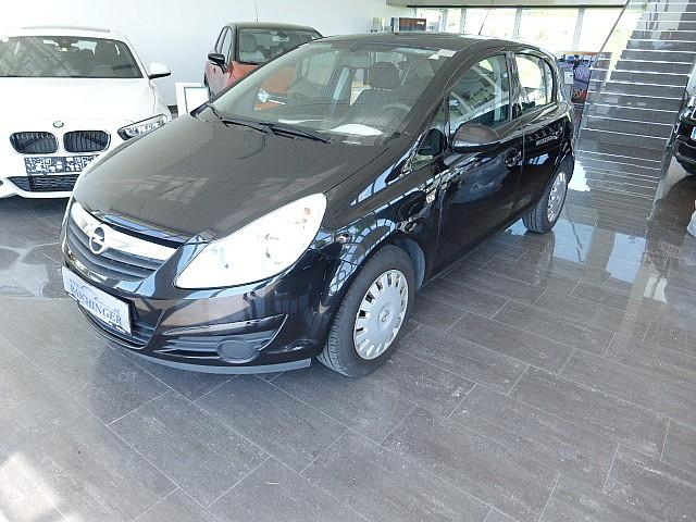 opel corsa 1 2 edition gebrauchtwagen 2008 st agatha. Black Bedroom Furniture Sets. Home Design Ideas