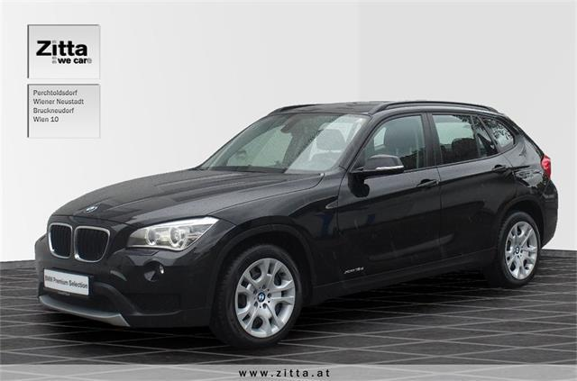 bmw x1 xdrive18d sterreich paket gebrauchtwagen 2012. Black Bedroom Furniture Sets. Home Design Ideas
