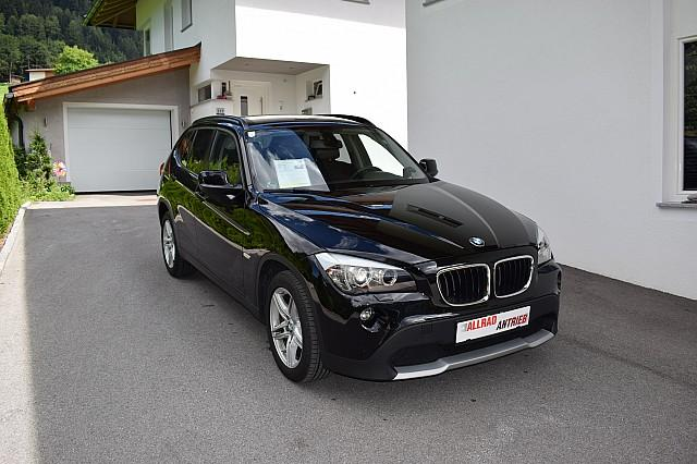 bmw x1 xdrive 1 8d gebrauchtwagen 2012. Black Bedroom Furniture Sets. Home Design Ideas