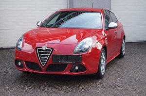 alfa romeo giulietta 1750 tbi quadrifoglio verde gebrauchtwagen 2011 wels. Black Bedroom Furniture Sets. Home Design Ideas