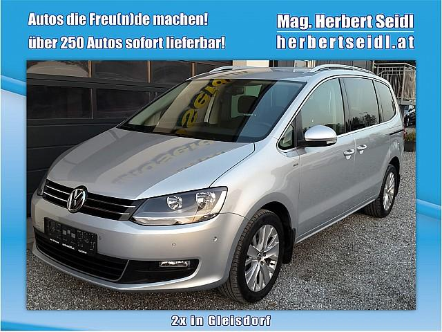 vw sharan comfortline bmt 2 0 tdi dpf gebrauchtwagen 2013. Black Bedroom Furniture Sets. Home Design Ideas