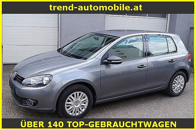 vw golf trendline 1 6 tdi dpf 1 besitz gebrauchtwagen 2011 wels. Black Bedroom Furniture Sets. Home Design Ideas