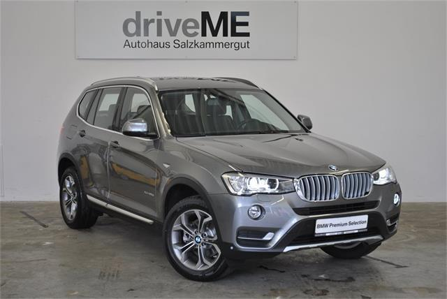 bmw x3 xdrive 20d xline aut gebrauchtwagen 2016 regau. Black Bedroom Furniture Sets. Home Design Ideas