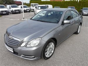 Mercedes Benz E Klasse Gebrauchtwagen Sterreich Gebraucht