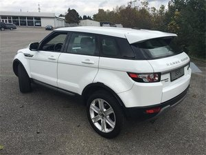 land rover range rover evoque pure 2 2 td4 gebrauchtwagen 2013 leonding. Black Bedroom Furniture Sets. Home Design Ideas