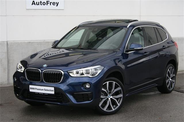 bmw x1 xdrive 20d line aut gebrauchtwagen 2016 hallwang bei salzburg. Black Bedroom Furniture Sets. Home Design Ideas