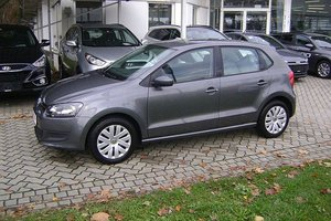 vw polo trendline 1 2 gebrauchtwagen 2011. Black Bedroom Furniture Sets. Home Design Ideas
