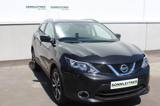 nissan qashqai 1 6 dci tekna all mode 4x4i gebrauchtwagen linz leonding. Black Bedroom Furniture Sets. Home Design Ideas