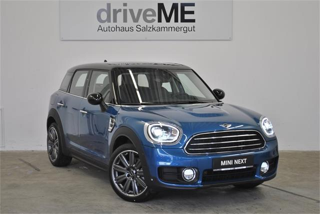 mini cooper d countryman gebrauchtwagen 2017 regau. Black Bedroom Furniture Sets. Home Design Ideas
