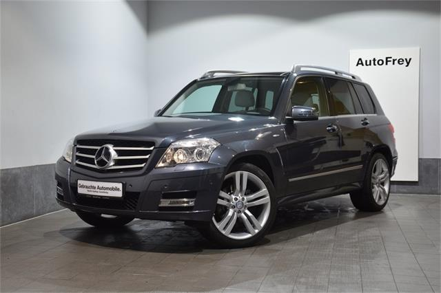 mercedes benz glk 250 cdi 4matic blueefficiency aut gebrauchtwagen 2011 salzburg. Black Bedroom Furniture Sets. Home Design Ideas