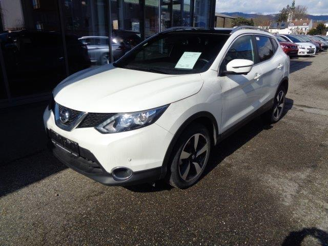 nissan qashqai 1 6 dci n vision all mode 4x4i gebrauchtwagen 2017 p chlarn. Black Bedroom Furniture Sets. Home Design Ideas