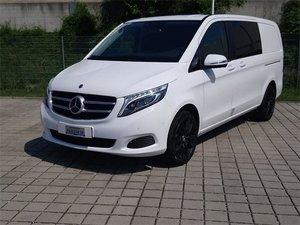 Mercedes Benz V Klasse Gebrauchtwagen Gebraucht Kaufen Auf Cybasar At