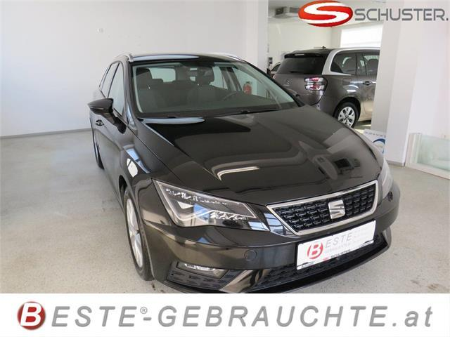 seat leon st style 1 6 tdi start stopp gebrauchtwagen. Black Bedroom Furniture Sets. Home Design Ideas