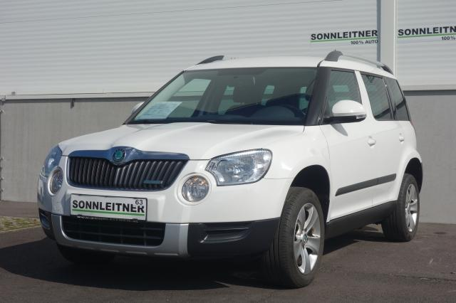 skoda yeti twenty ambition greenline 1 6 tdi dpf. Black Bedroom Furniture Sets. Home Design Ideas