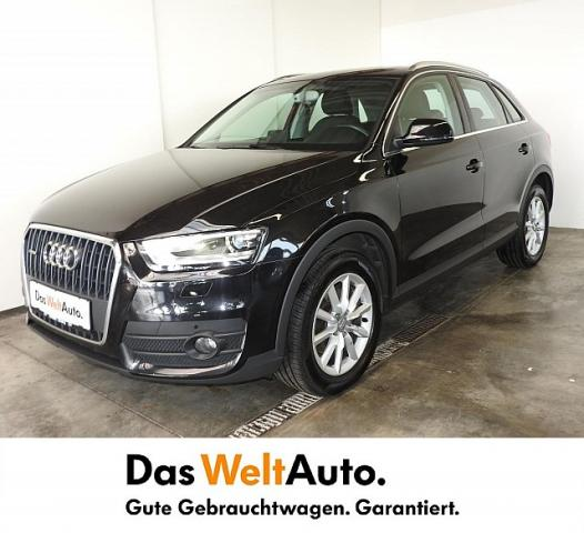 audi q3 2 0 tdi quattro dpf gebrauchtwagen 2012 eferding. Black Bedroom Furniture Sets. Home Design Ideas