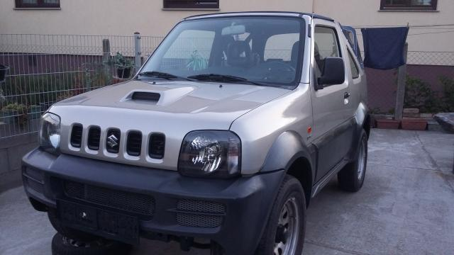suzuki jimny 1 5 vx ddis gebrauchtwagen 2006 g llersdorf. Black Bedroom Furniture Sets. Home Design Ideas