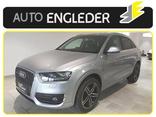 audi q3 2 0 tdi quattro gebrauchtwagen 2015 putzleinsdorf. Black Bedroom Furniture Sets. Home Design Ideas