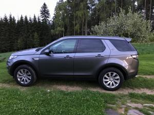 Auto: Land Rover Discovery Sport